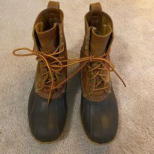L.L. Bean Thinsulate Duck Boots